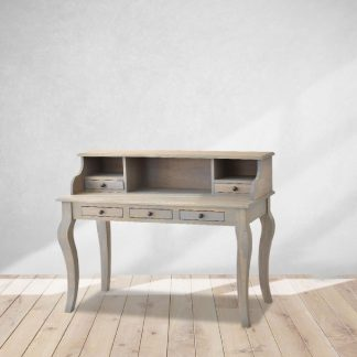 London Oak Secretaire