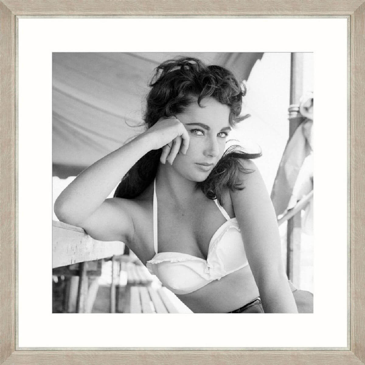 Elizabeth-Taylor-Framed-Art