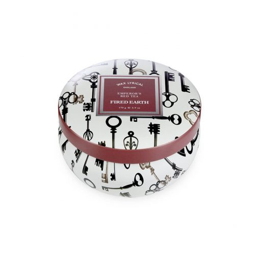 Emperor's Red Tea Candle Tin