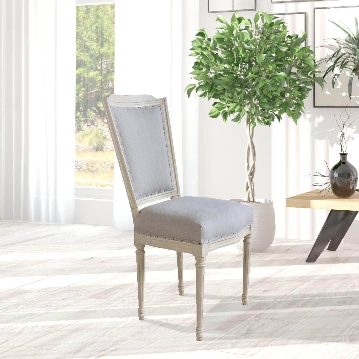 Linnette Dining Chair Cozy Home Dubai