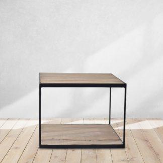 Lorient Oak Side Table