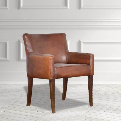 Bristol Leather Armchair
