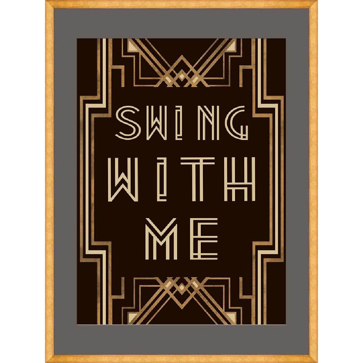 Swing-with-me-2-Framed-Art