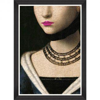 The Duchess Framed Art