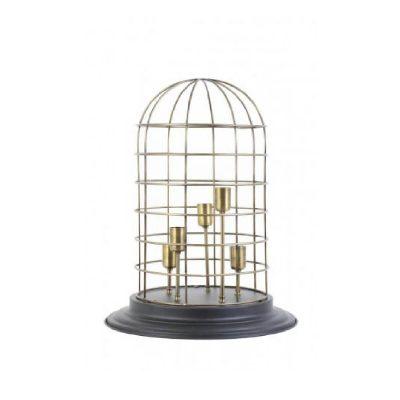 Vintage bronze bulb Lamp