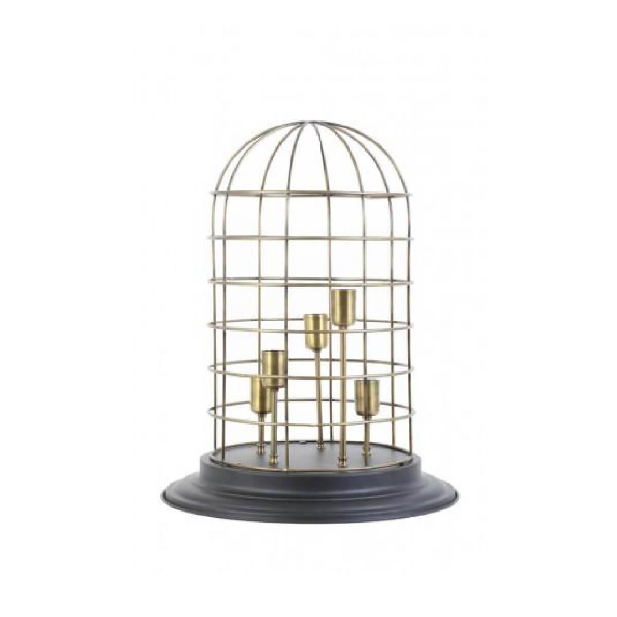 bronze_table_lamp_vintage_cozy_home_dubai