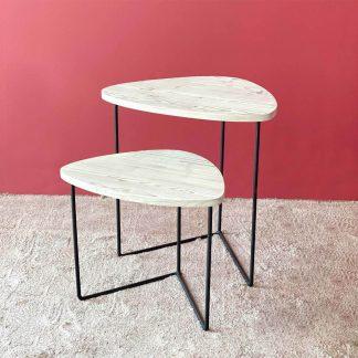 Griffin Corner Table