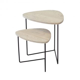 Griffin Corner Table