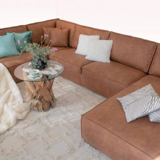 Adel U-Shaped Sectional Lounger