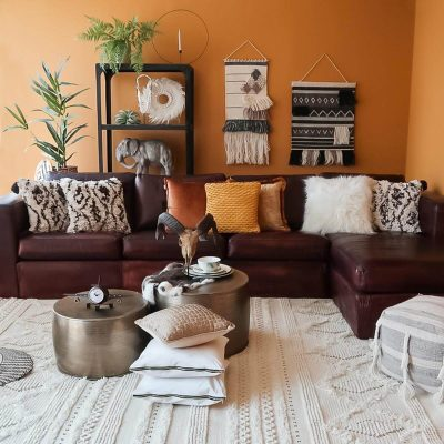 Rutherford L-Shaped Sofa