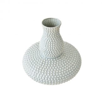 Sea Green Decor Vase