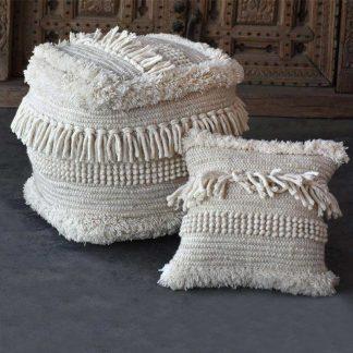Agbow Poufs & Footstools Online Dubai CozyHome Dubai