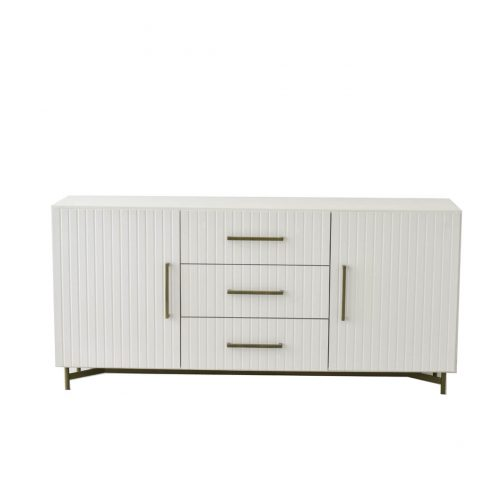 Bruno 3 Drawer & 2 Door Sideboard