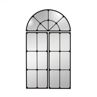 Conservatory Window Mirror, Tall