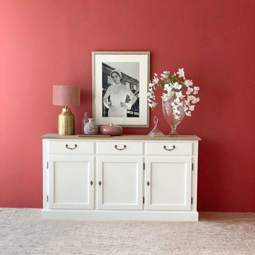 Harold 3 Door & 3 Drawer Sideboard