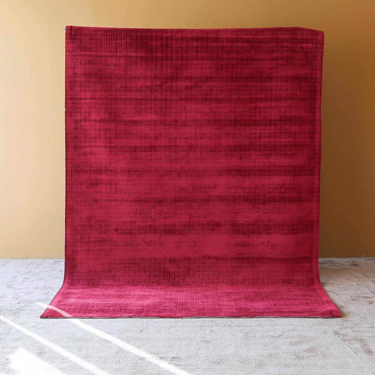 red-rug-dubai-cozy-home
