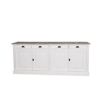 Ryker 4 Door & 4 Drawer Sideboard
