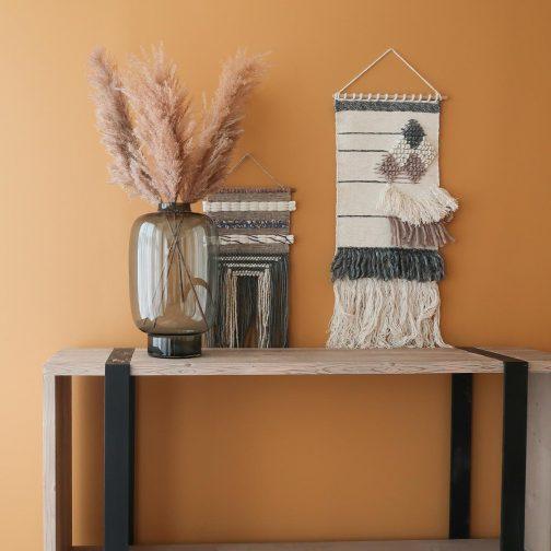 Benit Bohemian Macrame Hand Woven wall hanging