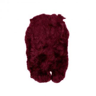 Burgundy-Fur-in-dubai-cozy-home