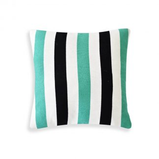 Geometric-Cushion-Green-cozy-home
