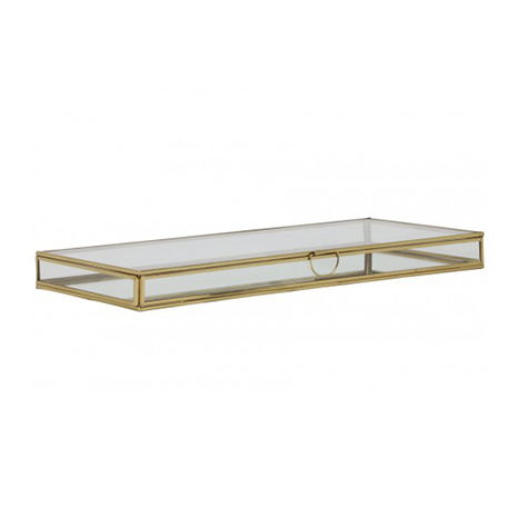 Gold-Mirror Box 40cm