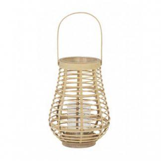 Natural Bamboo Lantern