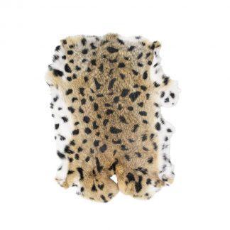 Panther Print Fur