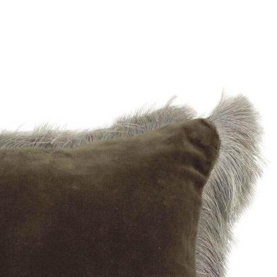 Silvercloud Cushion Brown