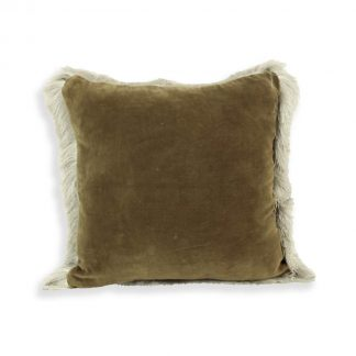 Silvercloud Cushion Brown