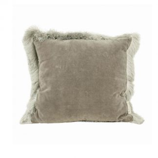 Silvercloud-Cushion-grey-cozy-home-dubai