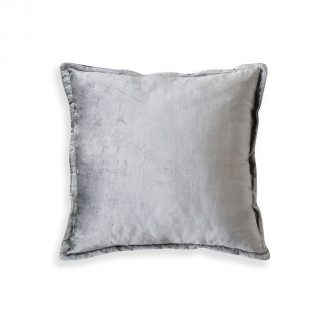 Velvet-Cushion-Silver-cozy-home