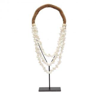 White-Shell-Necklace-cozy-home-dubai