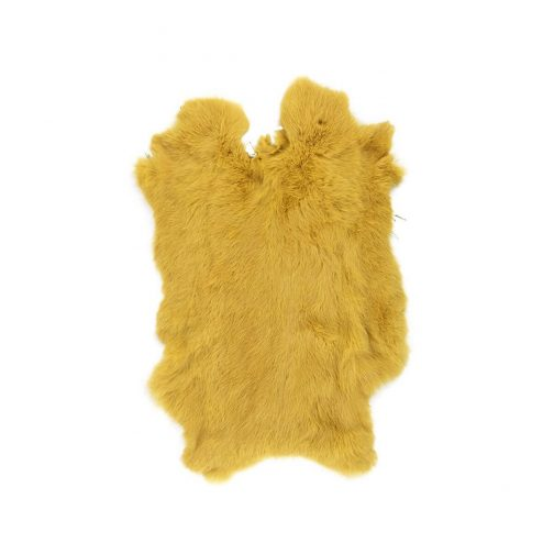 Yellow-Gold-Fur-in-uae-cozy-home