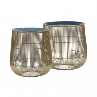 enamel-blue-set-of-2-table-in-dubai-cozy-home