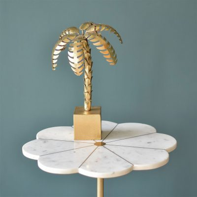 Palm Tree Gold 37cm