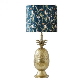 Gold Pineapple Table Lamp I