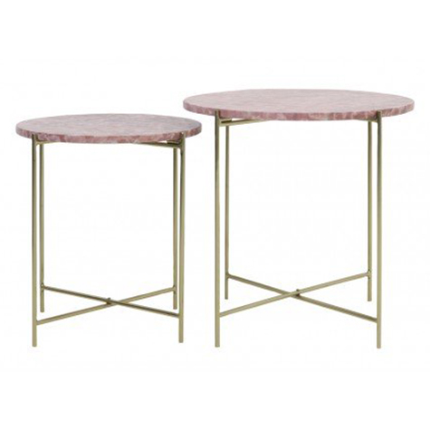 pink-marble-set-of-2-table-in-dubai-cozy-home