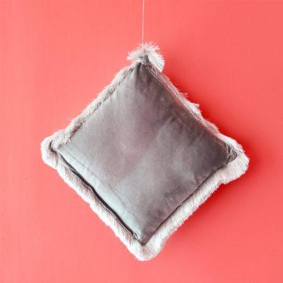Silvercloud Cushion Grey