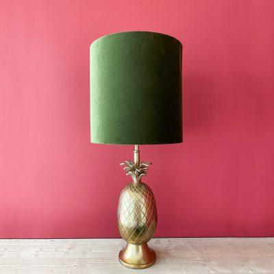 Gold Pineapple Table Lamp V