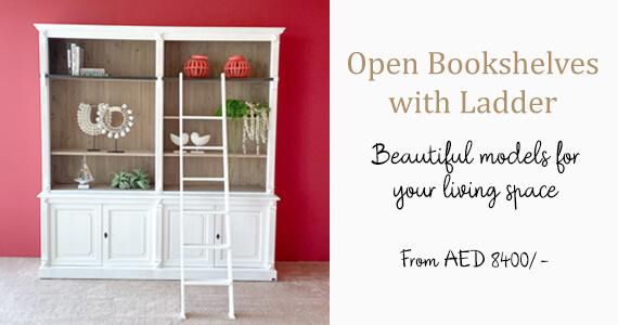 Best Open Book Shelf in Dubai, Abu Dhabi, UAE Cozy Home