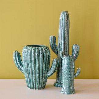 Cactus Vase 21cm