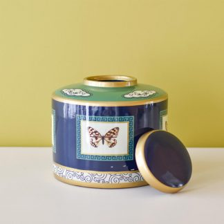 Blue Isabelle Jar Small