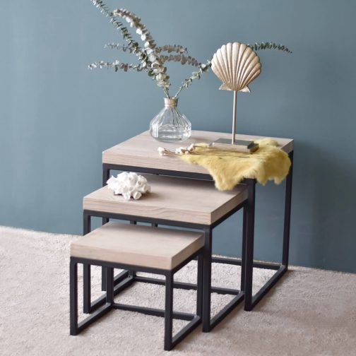 Marquis Set of 3 Tables