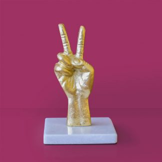 Peace Sign Decor