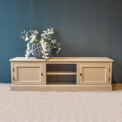 Sau Paulo TV Table – Beige Color