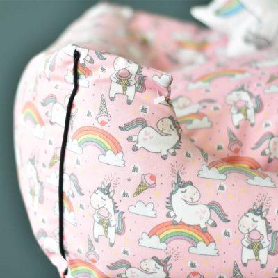 Unicorn Pet Bed – Pink